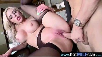 omegle long cock Wild blonde shemale hot bareback anal fuck