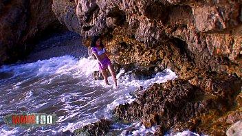 ass best beach slingshot Xxx ayana starr in heels