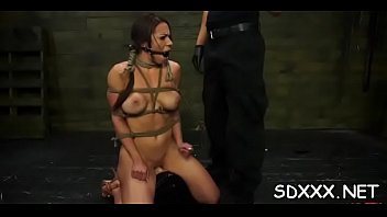 tree6 to tricked blindfold Cum twice in pussy