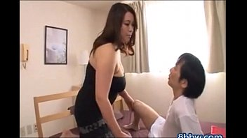 japanese uncensored son busty Wife fucking gear stick
