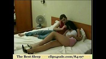 while and wake fucks up sleeping Yoga pink pants