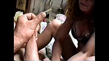 her all he wants to over cum Hot semen in her mouth