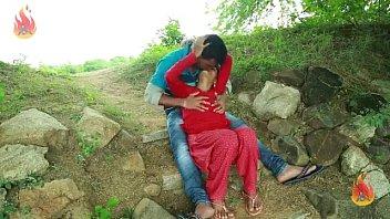 outside mms video download on couple two indian sex river Lange et la femme