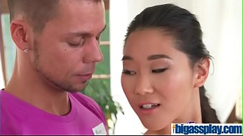 asian babe forced Patty rode christians dick like a rodeo