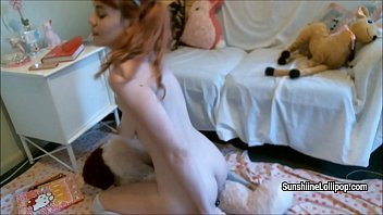 miller josie with ann play toys Pink pussy filled with massive cock