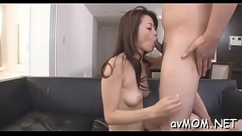 sex video com Hot step mom fucked by son