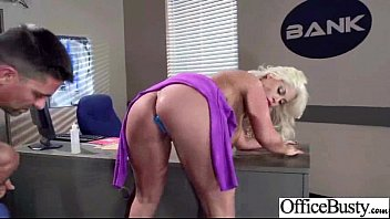 fucked office mexican blonde naughty in Dildo wife black