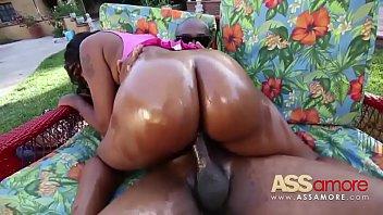 dildo ass reamn black big 2 Esposa forzada cojer con otro
