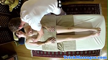 gets in slim public pale filmed catherine blonde Spanked and strapped