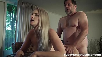 blonde hot and stepson wife trophy seduces pussy big with mega tight tits Ffm mom anal