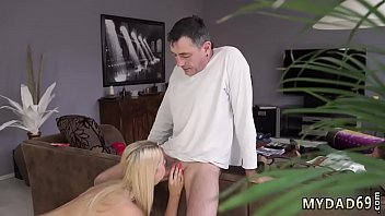 rapeing father young daughter She rubs his cock between her ass cheeks