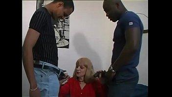 white bbc fuck stockings ass in Swap cum feet