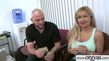 part3 glasses giving blowjob with girl horny Gina wild anal fisting