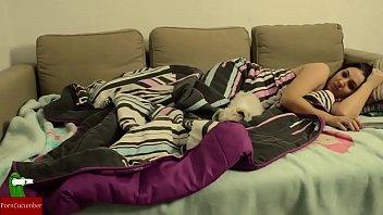 up wakes sleeping girl Www hot rusi sexi movi
