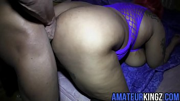 tax worker anal Hussy black hooker with huge boobs and fat ass is fucked by horny white dude