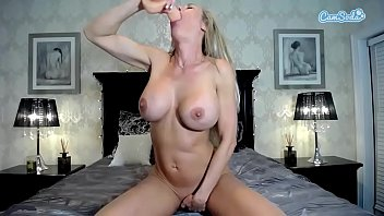 ts nelly taylor German blowjob and facial