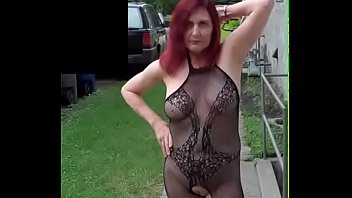 sex wife public redhead Black lesbians fuck