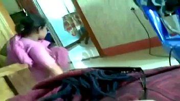 maid watching desi man masterbate Indian mother lactating videos