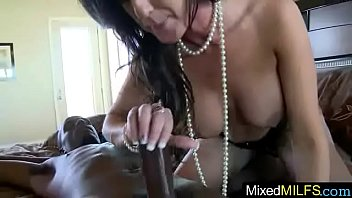 mature granny gagged bondage tape Casting creampie surprise unwanted accident unexpected threesome