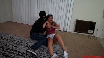 forced orgasm3 intruder Tiny cut girl fucked by shemale