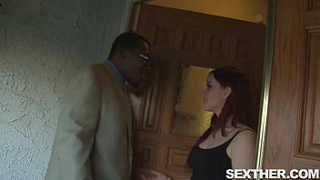 red chick hair european wild sophia Busty milf blackmailed into sex by her own son10
