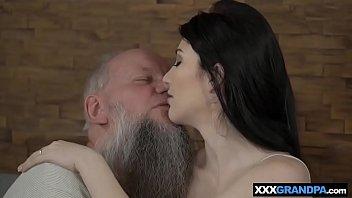 sex grandpa gay Fucking two sisters tube